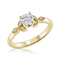 טבעת אירוסין וינטאג'