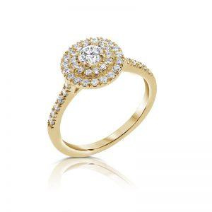 טבעת אירוסין Lian
