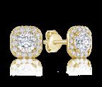 עגיל יהלומים Nola