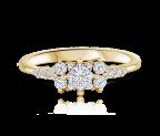 טבעת אירוסין יהלום וינטאג' Olde