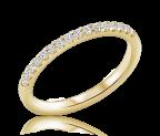 טבעת יהלומים שורה Kurt