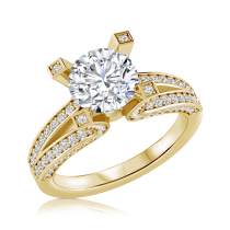 טבעת אירוסין Paris