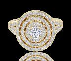 טבעת אירוסין יוקרתית Jasmine