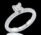 טבעת יהלומים Redo