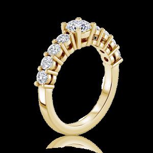 טבעת אירוסין יהלום Ayleen