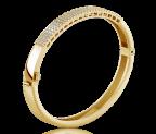 צמיד יהלומים קשיח Dosanio