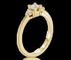 טבעת יהלומים Dolly