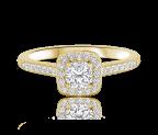טבעת אירוסין Zelda