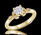 טבעת אירוסין וינטאג' עדינה Alison