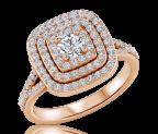 טבעת אירוסין יוקרתית Zauz