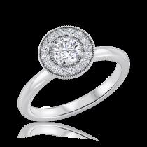 טבעת יהלומים Kaly