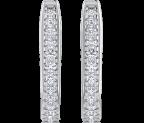 עגיל יהלומים Tori