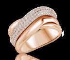 טבעת יהלומים  Salena