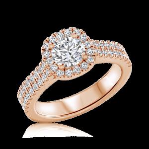 טבעת אירוסין מיוחדת Roma