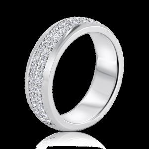 טבעת יהלומים Yorky
