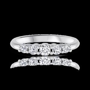 טבעת יהלומים Dafnna