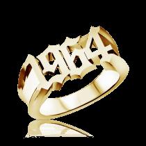 טבעת תאריך