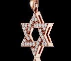 תליון מגן דוד YS